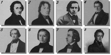 Chopin images