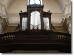 Famous Organ of Visitationist Church