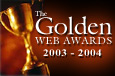 GOLDEN WEB 2003-2004 AWARD